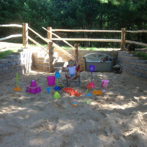 Sandbox.